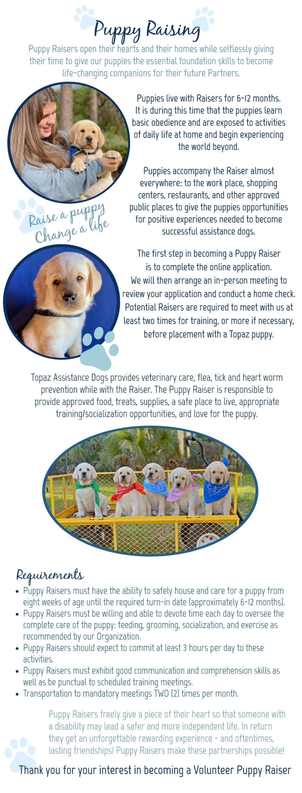 Puppy-Raising
